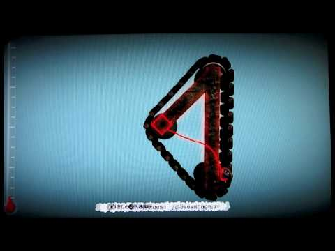 LBP -  Car with Mattracks (tutorial)