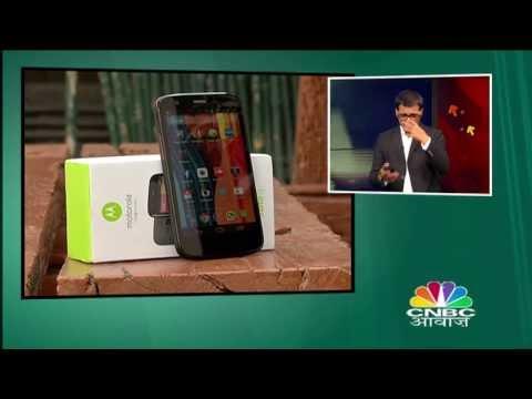 Motorola Moto G & Facebook Paper App Reviewed video
