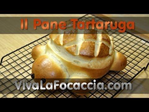 Ricetta per Pane con i bambini: il Pane Tartaruga