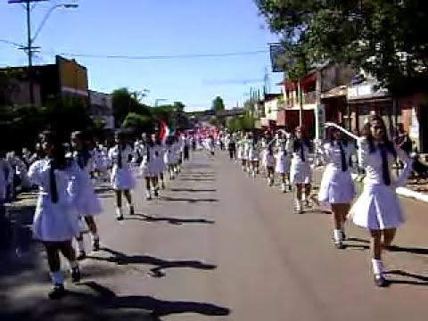 Colegio Nacional de E.M.D. Dr. Pedro P. Peña, Desfile Estudiantil 14 de Mayo de 2010 - 3