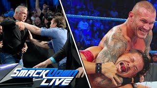 Wwe smackdown 20/09/17 highlights HD