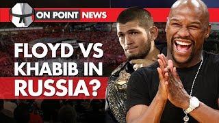 Khabib Vs Floyd This Summer? Gervonta Davis vs Tenshin in Rizin? Whittaker Releases Update