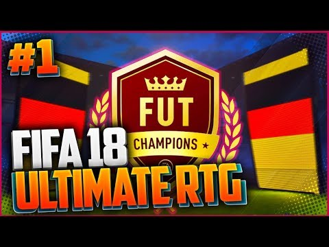 FIFA 18 ROAD TO GLORY |#1| - СТАРТУЕМ В FIFA 18 ULTIMATE TEAM 🔥🔥🔥