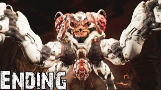 DOOM Ending and Final Boss DOOM 4 Ending