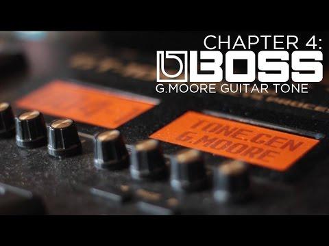 Boss GT-100:  G.Moore (TONE MATCH)