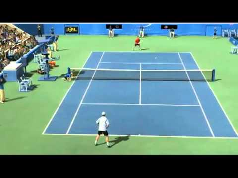 Djokovic vs Ferrer Highlights [US Open 2012] High Definition (Novak vs David) Roger Federer