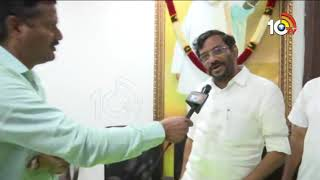 Minister Somireddy Resigned to His MLC Post   Face to Face With Somireddy Chandramohan Reddy