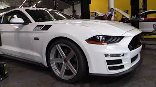 Saleen Automotive Tour Short 2018