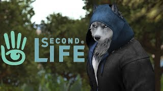 Furries of Second Life - Why This World Is Our Home