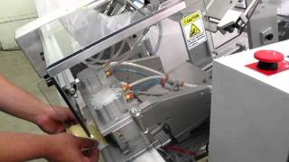 APAI Autocard HS Heat Seal Header Card Machine