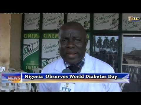 Nigeria observes World Diabetes Day
