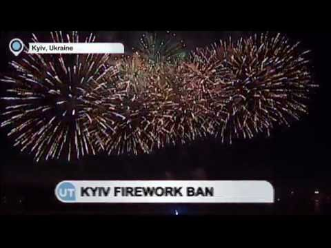 Kyiv New Year Firework Ban: Festive explosives prohibited amid east Ukraine conflict