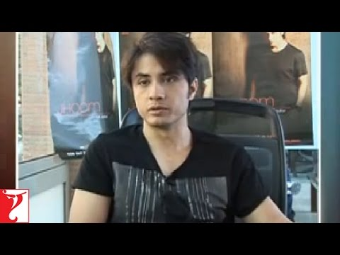 Ali Zafar Interview - Music Album Jhoom