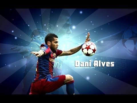 Dani Alves ● The Brazilian Style [HD]