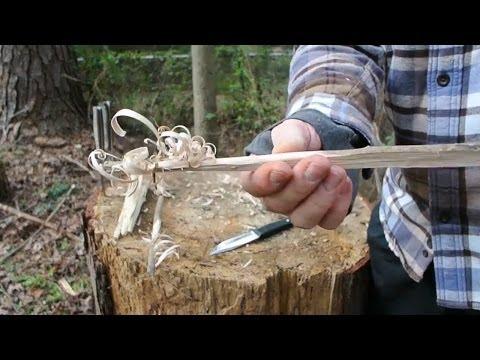 Knife Test: Bark River Aurora 3V. Fallkniven S1 and Enzo Camper O1