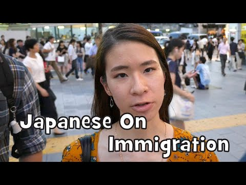 Do Japanese Want Immigrants in Japan? (Interview)