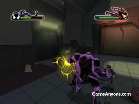 Black suit spiderman vs carnage - photo#5