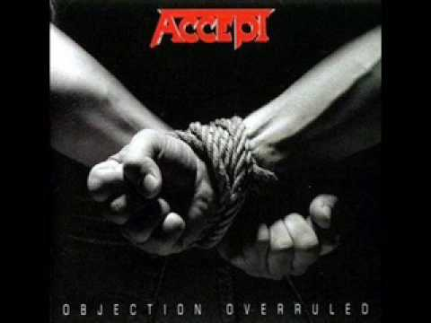 Accept - Just By My Own