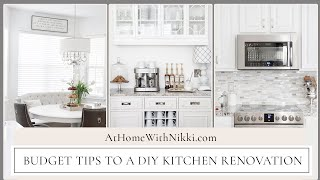 (27.7 MB) KITCHEN RENOVATION DETAILS: Budget tips to a DIY Kitchen renovation Mp3