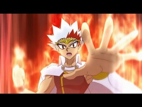 Beyblade Metal Fury Episode 24 (english Dub) Two Big Fierce Battles (hd-720p) video
