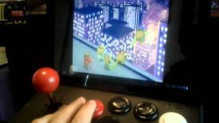icade arcade for tablets ios android use mame4droid