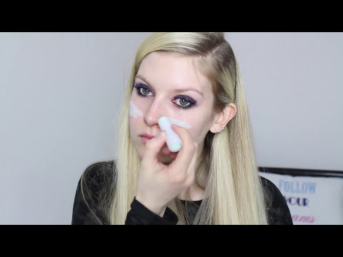 Avril Lavigne Hello Kitty Official Video Make Up Tutorial