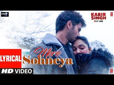 Download Lagu  AL: Mere Sohneya | Kabir Singh | Shahid K, Kiara A, Sandeep V | Sachet - Parampara | Irshad K Mp3 Free