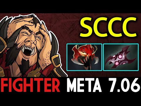 SCCC Dota 2 [Lycan] Fighter META 7.06