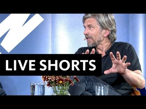"""Karl Ove Knausgaard: """"I'm A Very Shame-Ridden Person""""   LIVE from the NYPL"""