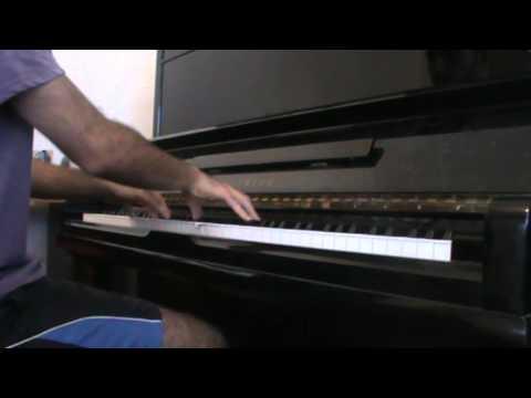 La Isla Bonita - Madonna (piano Cover) video