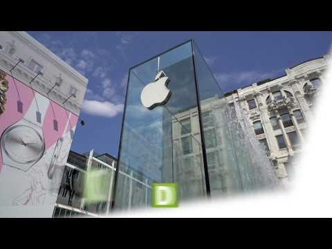 Download  Il nuovo flagship store di Apple a Milano in piazza Liberty Gratis, download lagu terbaru
