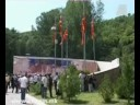 "02.08.2008 Macedonian National Holiday ""Ilinden - St. Elias - day"" celebrating the 64th anniversary of the first plenary session of ASNOM at the memorial site 'Pelince' which was convened..."