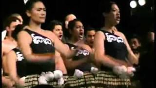 Traditional Haka New Zealand