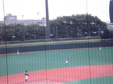 2011/06/21 明治安田生命・松山VSセガサミー・赤堀