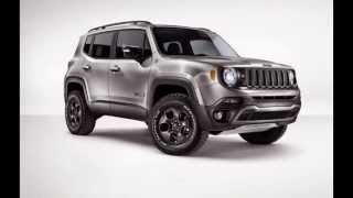 Jeep Renegade Concept Hard Steel