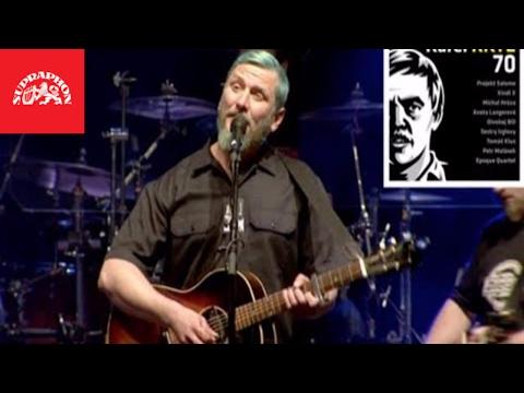 Divokej Bill - Karavana Mraků (karel Kryl 70 - Lucerna) video