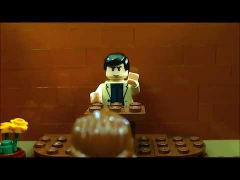 Ben Shapiro Thug Life - Institutional Racism (Lego Version - Fan Made)