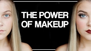 THE POWER OF MAKEUP | Kleinstadtcoco
