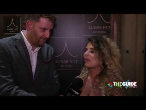 SUGAR HUT LIVERPOOL  Geordie Shore's Chantelle Connelly HD