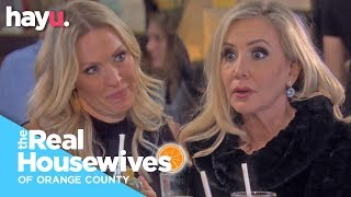 Braunwyn Opens Up About Her Daughters OCD To Shannon | Season 14 | Real Housewives Of Orange County