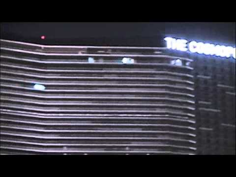 """The Cosmopolitan of Las Vegas"" Hotel & Casino in Las Vegas Nevada - Video by Vegas Bob 10-29-2010"