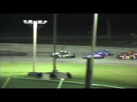 Angola Motorsport Speedway 05-18-13 Smith Enterprises Mini stocks 20 Lap Feature