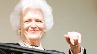 "Barbara Bush was ""just the ultimate lady,"" recalls neighbor"