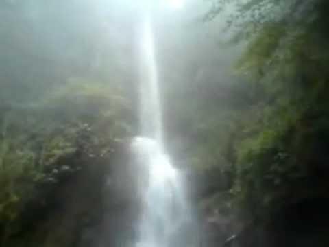 cascada del zorrillo agua blanca hidalgo youtube