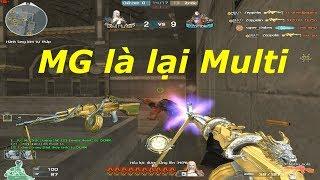 [ Bình Luận CF ] RPK - Noble Gold - Siêu súng hàng Fake - Tiền Zombie v4
