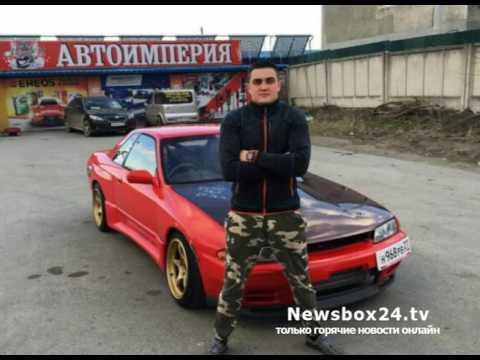 Полиция Владивостока задержала стритрейсера из Находки, устроившего дрифт на городских улицах