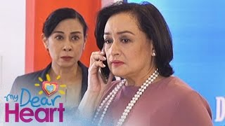 My Dear Heart: Margaret expresses her worry for Heart   Episode 72