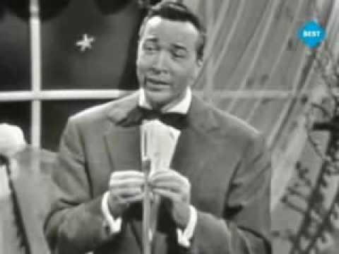 Eurovision Song Contest 1958 - André Claveau - Dors, Mon Amour (WINNER)