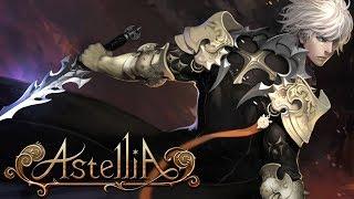 Astellia Online Rogue Combat Gameplay HD