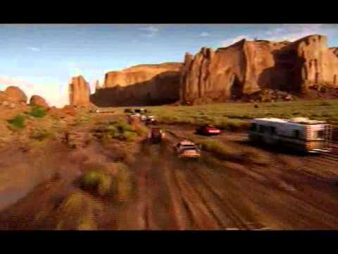 MotorStorm AMV (QUIET RIOT - MAMA WEER ALL CRAZEE NOW)